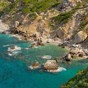 Skiathos Beach near Kastro (2)
