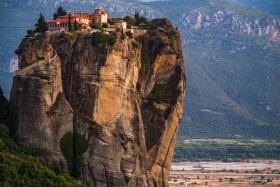 Monastery Agia Triada - Meteora