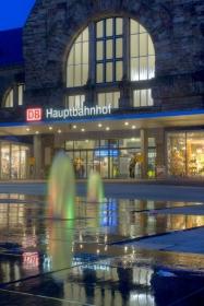 Hauptbahnhof Aachen - Andere Perspektive