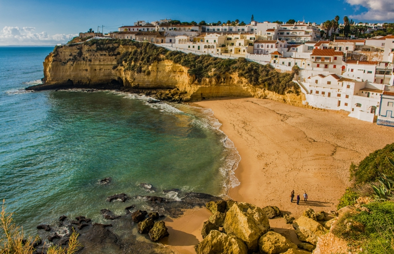 Algarve - Praia do Carvoeiro