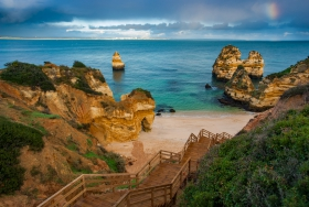 Algarve - Praia do Camilo Panorama