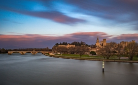 Rush Hour in Avignon