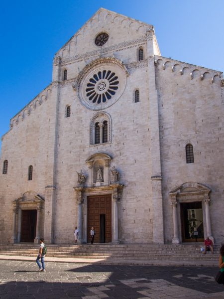 Kathedrale San Sabino Bari