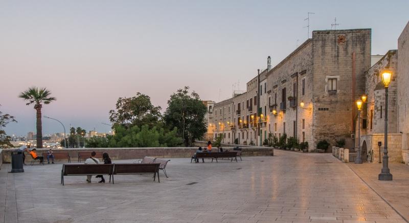 Stadtmauer Bari
