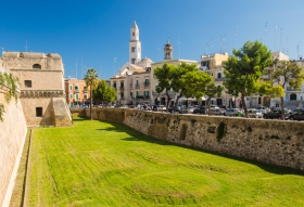 Altstadt von Bari