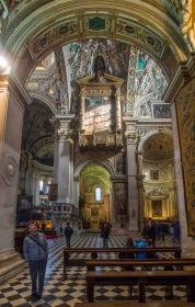 Basilica di Santa Maria Maggiore van binnen