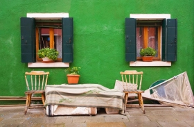 Burano green house