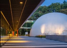 Continium Museum Hoofddoorgang