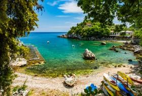 Damouchari (Pilion) - Natuurlijke haven