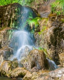 Waterval van Drymona - Euboea