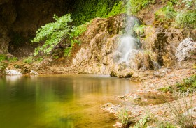 Drymona Waterfall - Euboea