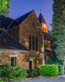 Sacristie van de Kerk van Haanrade