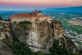 Monastery of Agios Stefanos - Meteora