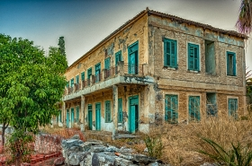 Old House in Methana