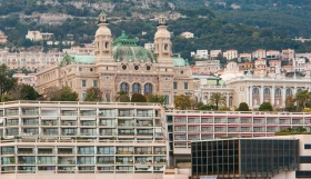 04 Monaco - Casino from Harbour