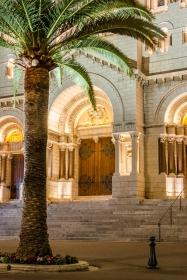 Monaco Cathedrale Saint Nicholas Porte