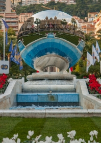 Monaco Place de Casino