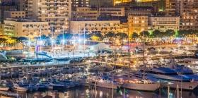 Monaco - Porte Monte Carlo - Nacht 7