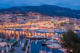 05 Monaco - Porte Monte Carlo - Nacht 2