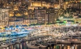 Monaco - Porte Monte Carlo - Nacht 10
