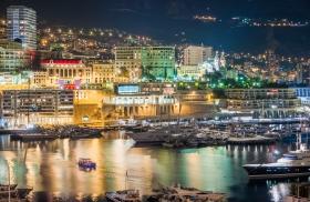 Monaco - Porte Monte Carlo - Nacht 11