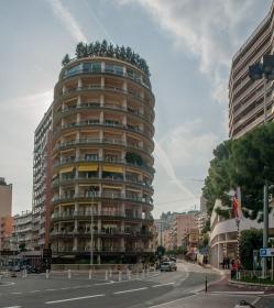 Monaco Rue Grimaldi