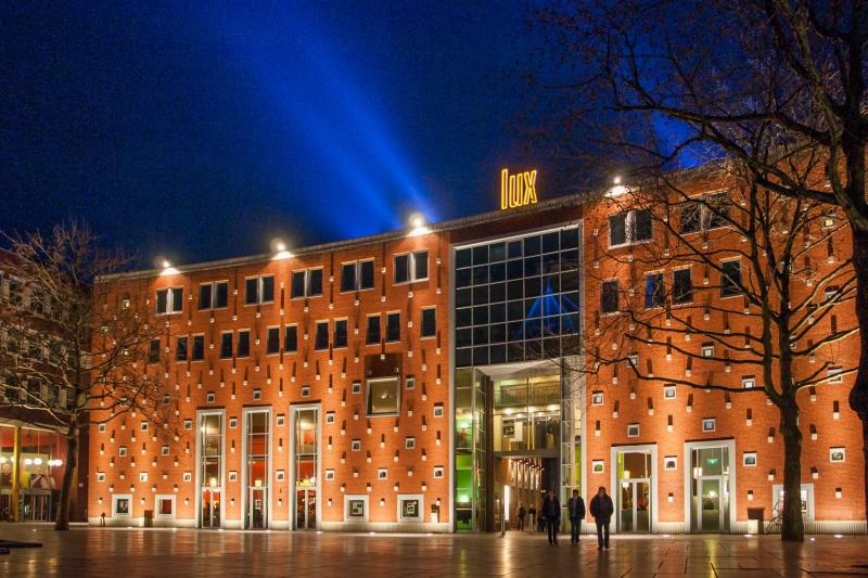 Lux op Marienburgplein in Nijmegen