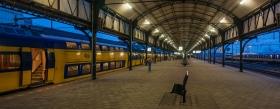 Op het Station in Nijmegen 2