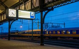 Op het station in Nijmegen 1