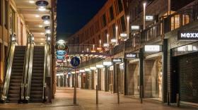 Winkelcentrum in Nijmegen