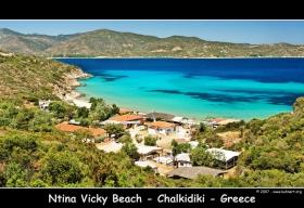 Ntina Vicky Beach