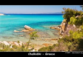 Chalkidiki Greece