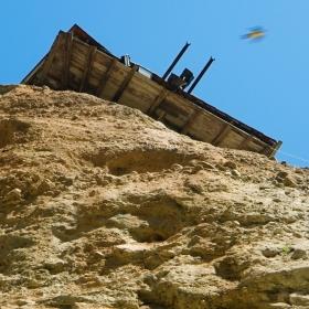 Meteora-Kloster Agia Triada