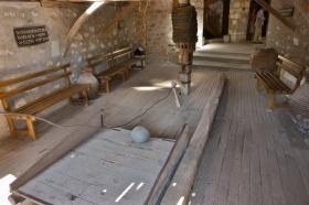 Meteora - Agia Triada Inside
