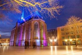 Marienburgkapel en Marienburgplein Nijmegen