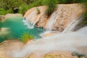 Waterval van Polilimnio
