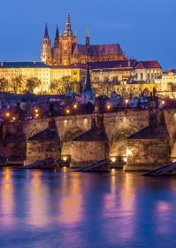 Charlsbridge in Prague