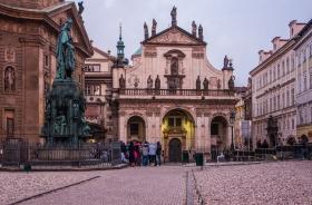 Sint-Salvatorkerk in Praag
