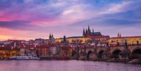 Karelsbrug in Praag