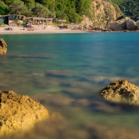Kechria Beach - small paradise on Skiathos