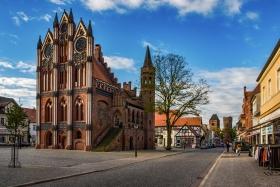 Altes Rathaus Tangermünde