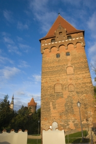 Kapitelturm auf Schloss Tangermünde