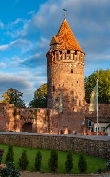 Gefängnisturm der Burg Tangermünde