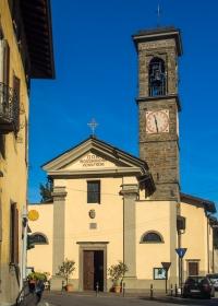 San Rocco in Castagneta Bergamo